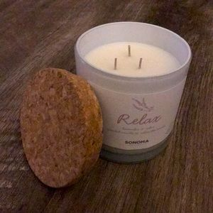 Sonoma Relax Candle
